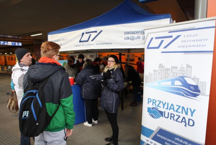 Tłumy na krakowskich obchodach Dnia Kolejarza