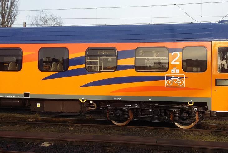 Tygrysie wagony Przewozów Regionalnych. Zobacz nowe malowanie