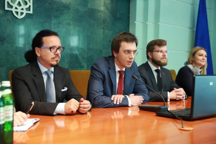Balczun oficjalnie rozpoczyna pracę w Ukraińskich Kolejach