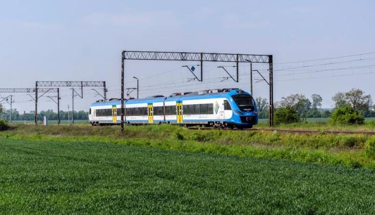 Jest pierwsza wersja nowego Krajowego Programu Kolejowego
