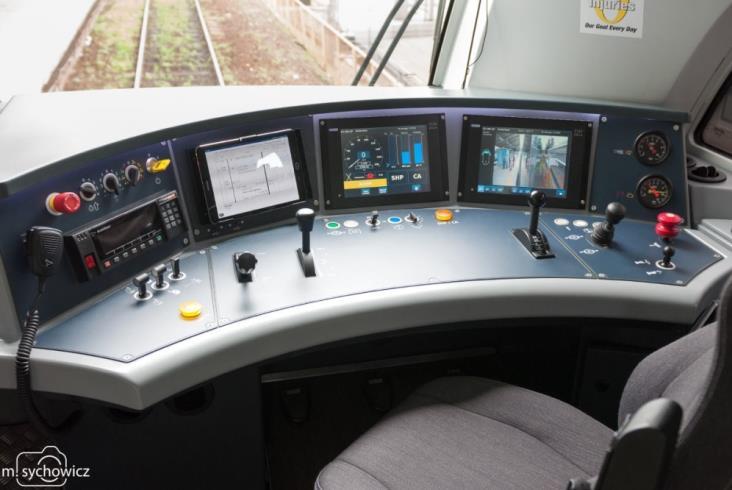 Nowe lokomotywy Freightlinera - Newag Dragon [dane i zdjęcia]