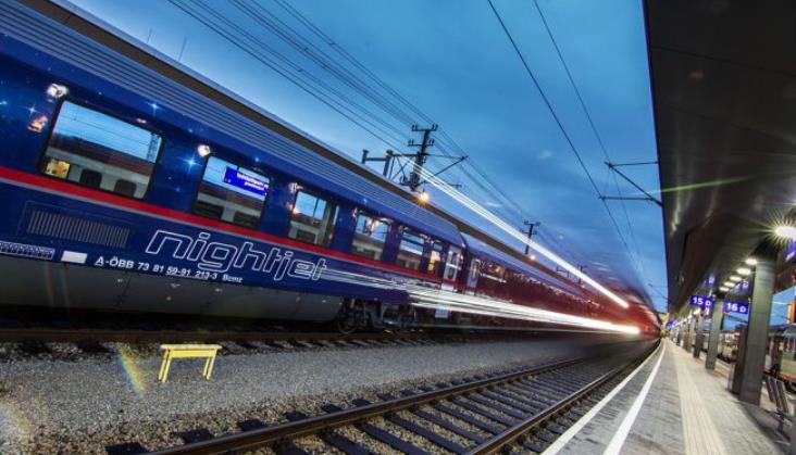 Austriacy uruchomią nocne pociągi w Niemczech. DB nie chciało