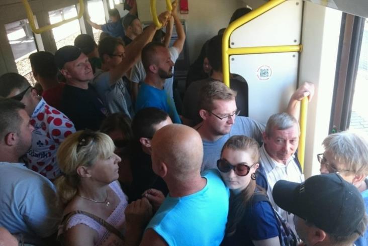 Klęska urodzaju w pociągu do Medzilaborzec [film]