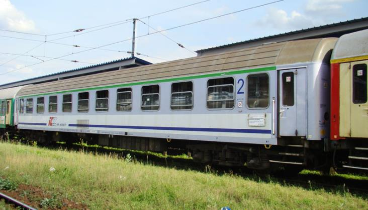 Intercity posyła 20 wagonów na modernizację do 160 km/h