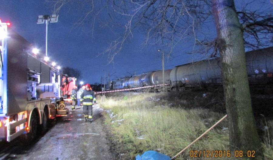 Wieczorem udrożnienie trasy po wypadku pod Myszkowem [aktualizacja]