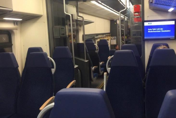 Linki Pesy rozpoczęły obsługę połączenia Berlin – Gorzów