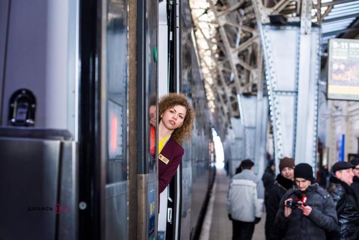 Pierwsze pociągi Kijów – Przemyśl dotarły do Polski [foto]