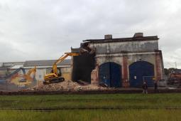 Newag buduje nową halę dla lokomotyw [zdjęcia]