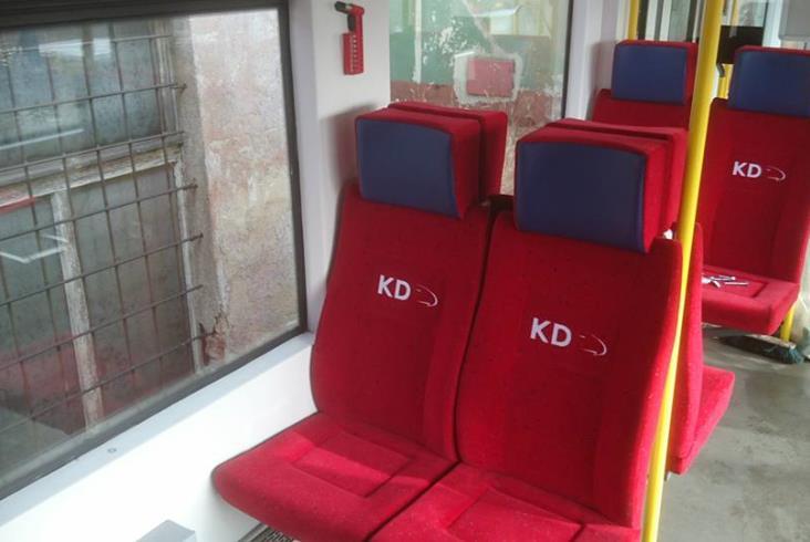 SA106 wraca do KD po modernizacji [zdjęcia]