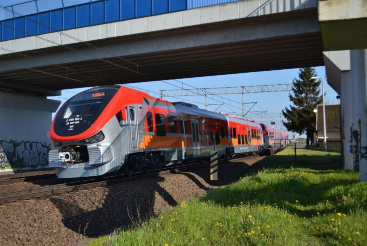Linki PolRegio jeżdżą po Polsce – nawet w trójskładzie [zdjęcia]