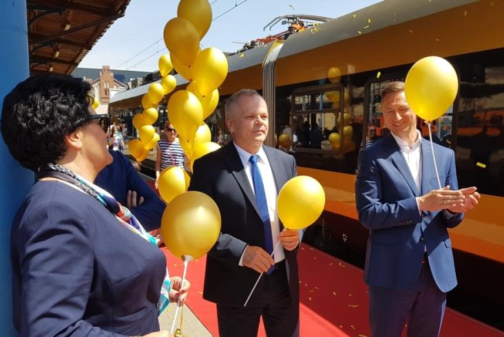 Zachodniopomorskie otrzymało złotego Impulsa z ETCS 2 [zdjęcia]