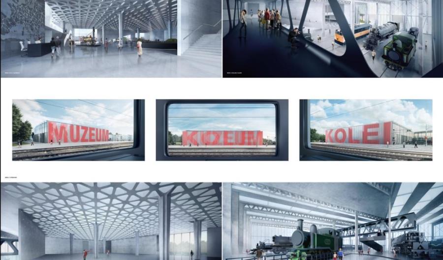 Stacja Muzeum – przedstawiamy założenia zwycięskiego projektu