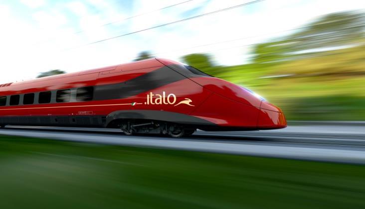 Alstom dostarczy NTV cztery dodatkowe Pendolino z utrzymaniem