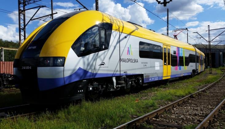 Koleje Małopolskie wybudują własne zaplecze techniczne