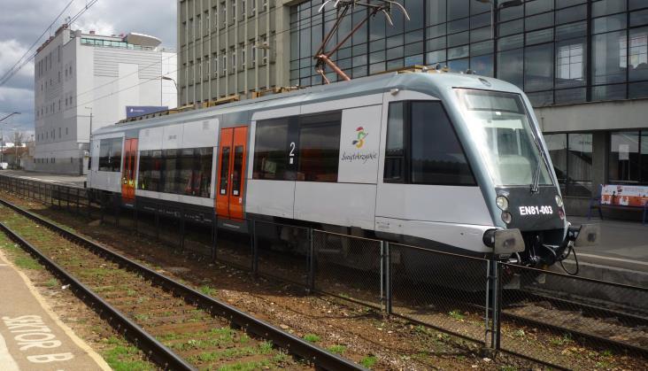 Świętokrzyskie: Wzrosła liczba pasażerów w pociągach regionalnych
