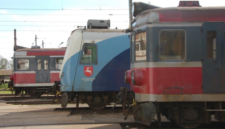 Korekta rozkładu: Autobusy za pociągi w Polsce Wschodniej