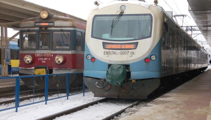 Lublin: Skomunikowania w ruchu regionalnym