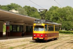 Łódź: Tramwaj do Lutomierska zamknięta na dłużej