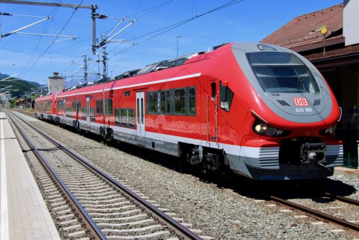 Linki Pesy dla DB już na badaniach w Austrii