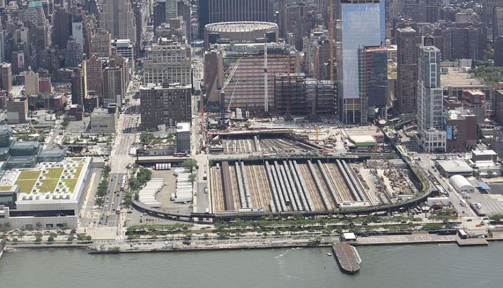 Nowy Jork. Samochody receptą na korki podczas remontu stacji kolejowej na Manhattanie