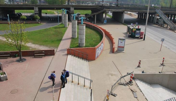 Łódzkie chce dokończyć wiadukty na stacji Łódź Kaliska