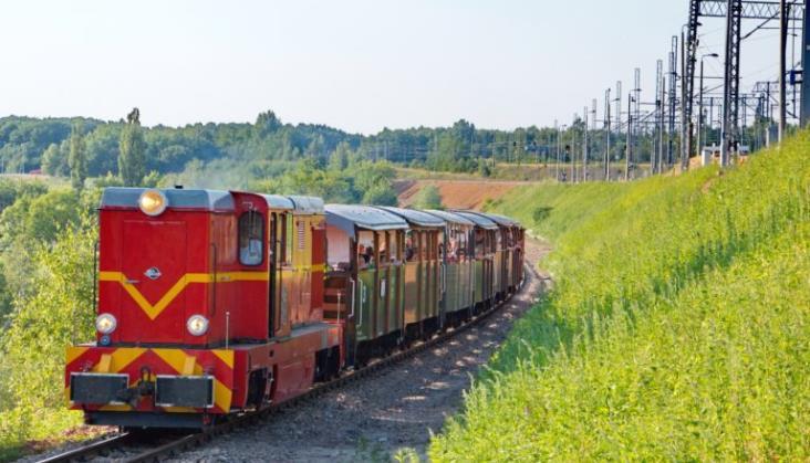 Startują Górnośląskie Koleje Wąskotorowe