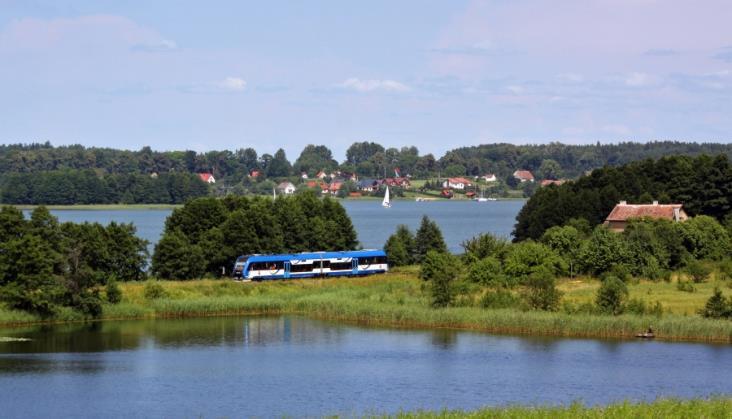 PolRegio przedstawia letnią ofertę. Wracają pociągi na Słowację