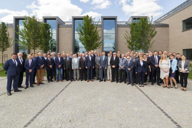 Licznik osi UniAC – rozpoczęcie produkcji w nowej fabryce [zdjęcia]