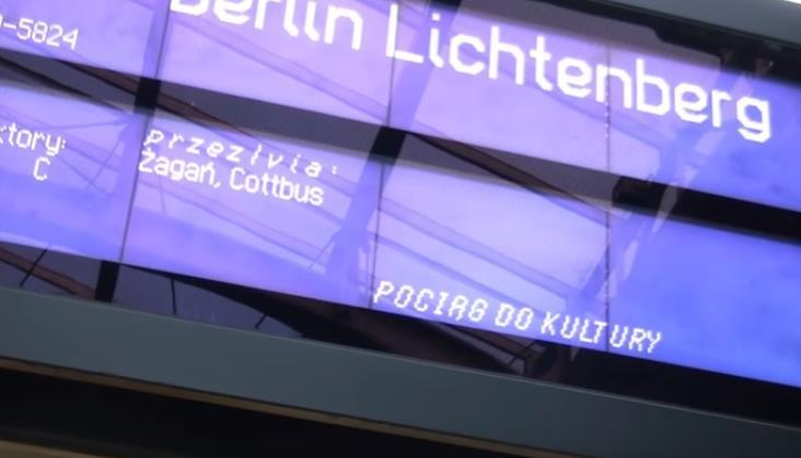 """""""Pociąg do Kultury"""" z Wrocławia do Berlina ma zostać w rozkładzie"""