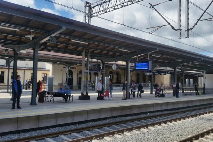 Koniec modernizacji stacji w Jeleniej Górze [zdjęcia]