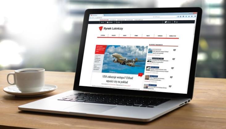 Rynek Lotniczy – nowy portal ZDG TOR