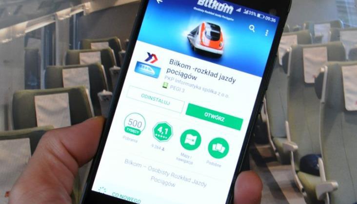 PKP Informatyka szykuje Bilkom 2 – wspólny bilet przez internet