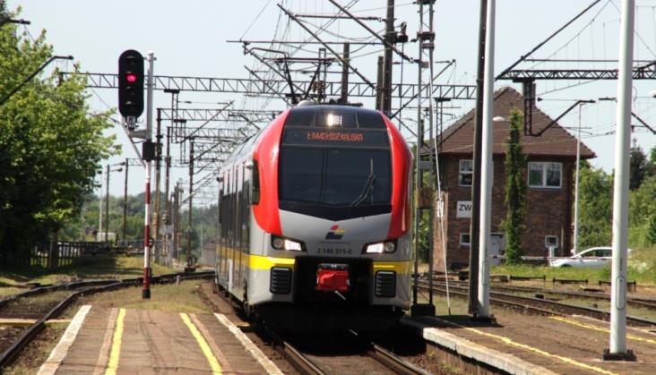 Łódź – Zduńska Wola: Podniesienie prędkości do 160 km/h trudniejsze
