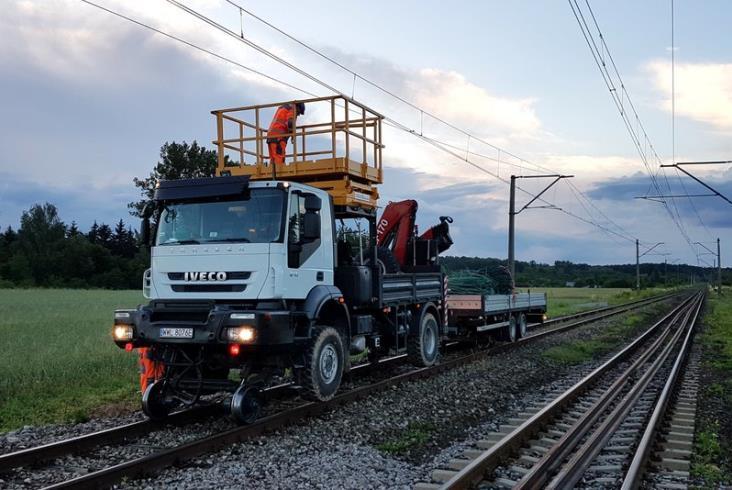 Rozpoczęła się modernizacja i elektryfikacja linii Lublin – Stalowa Wola