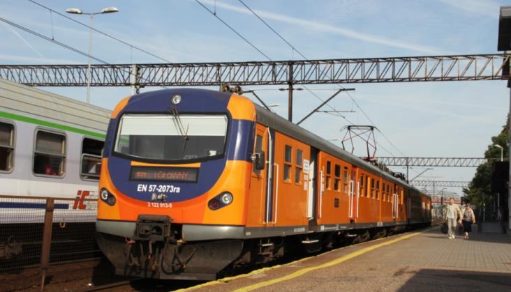 Łódź: Dodatkowych pociągów do Torunia nie będzie