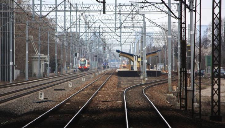 Przygotowania do modernizacji linii do Grodziska na półmetku