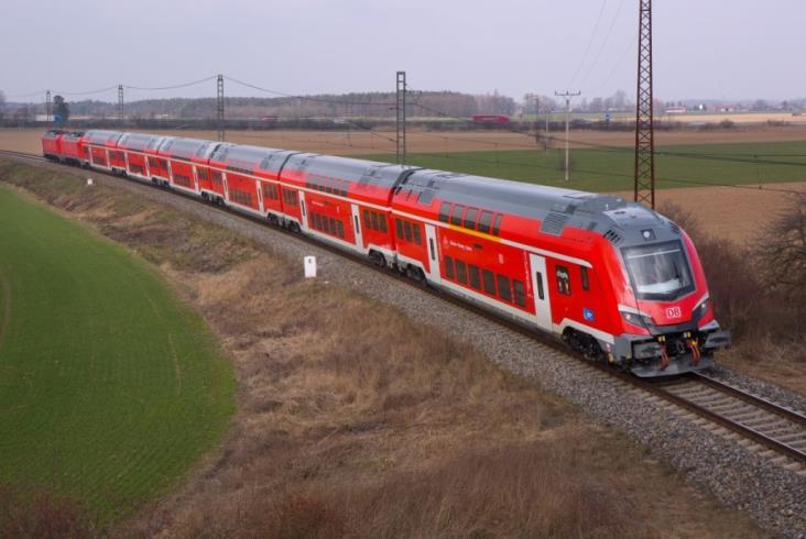 Zestawy push-pull Škody na testach między Norymbergą a Monachium