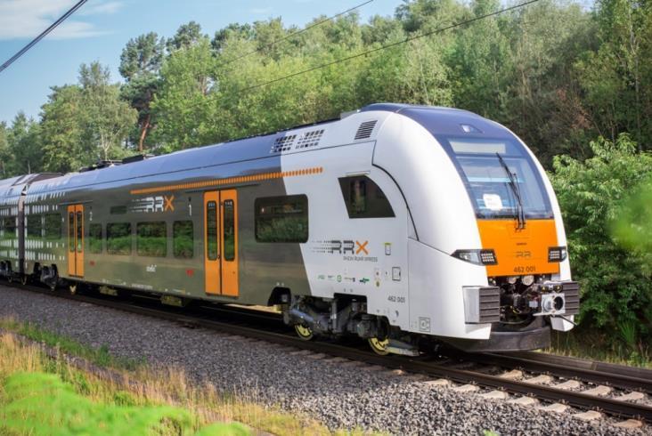 Siemens zaprezentował prototyp pociągu Rhine-Ruhr Express