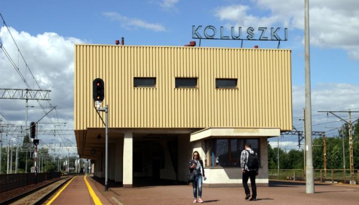 Koluszki: PKP SA wyburzą dworzec