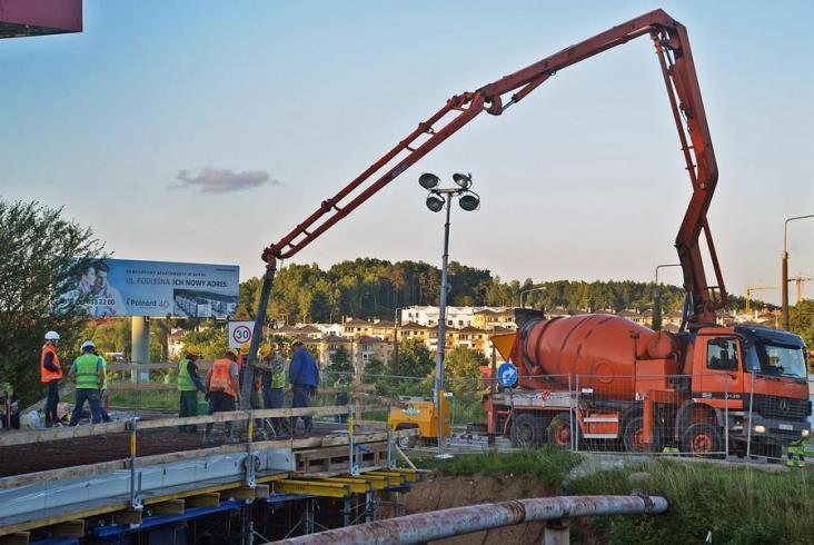 Już widać nowy przystanek Gdynia Karwiny [zdjęcia]