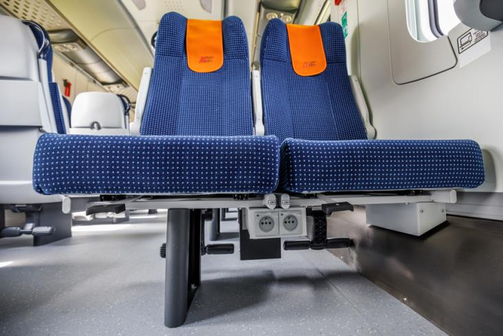 Newag pokazuje zmodernizowane wagony 168A. Rowerzyści się ucieszą [zdjęcia]