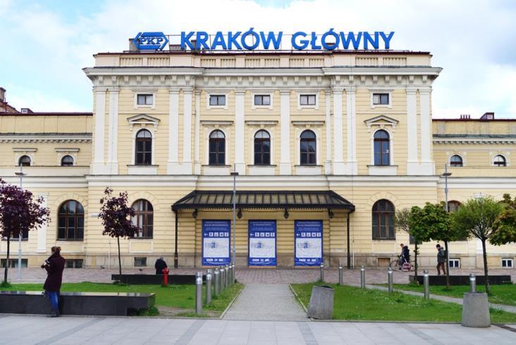 Na starym dworcu Kraków Główny powstanie interaktywne muzeum historii Polski... z klocków Lego