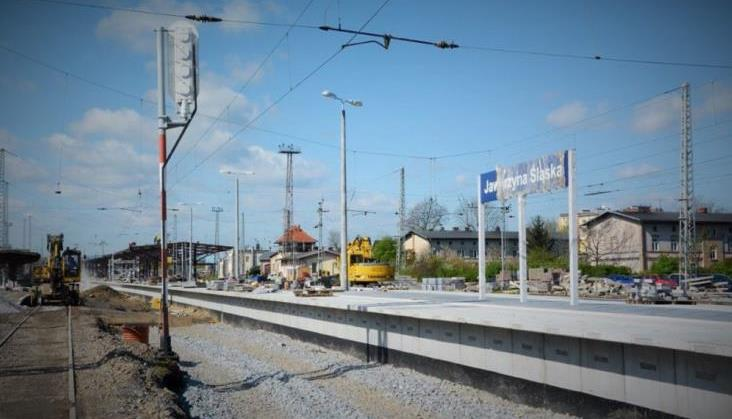 Modernizacja w Jaworzynie Śląskiej trwa, ale trzeba będzie rozbudować tunel