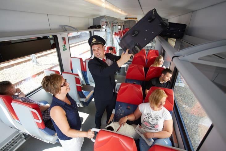 ŁKA publikuje wyniki badań satysfakcji pasażera. Wynik: osiem na dziesięć