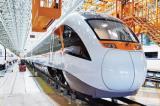 Chińczycy testują pociąg zasilany energią z akumulatorów