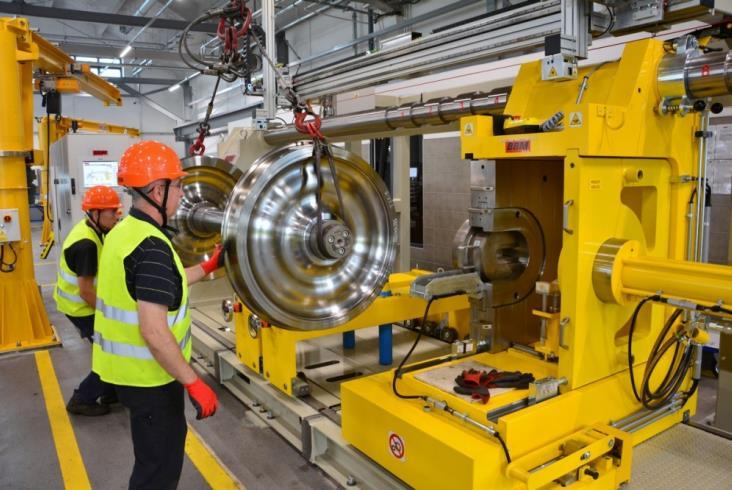 PKP Cargo wychodzi naprzeciw dyrektywie hałasowej Unii Europejskiej [zdjęcia]