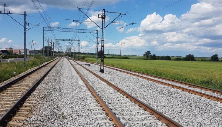 Infra Silesia zakończyła modernizację fragmentu Nadodrzanki