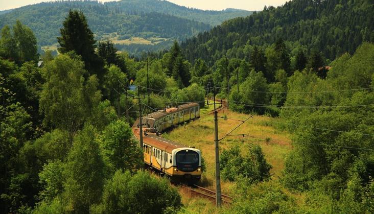 PKP Intercity wjedzie na trasę Żywiec – Sucha Beskidzka