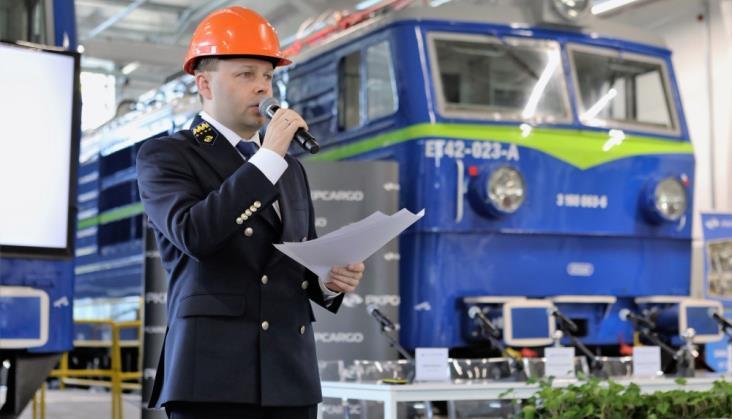 PKP Cargo: Nowa hala w Karsznicach to dowód, że spółka się rozwija