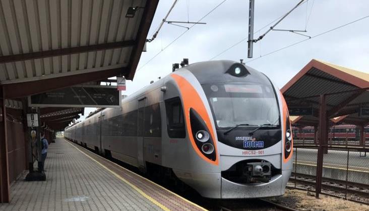 Druga para pociągów Kijów – Przemyśl ruszy 24 sierpnia
